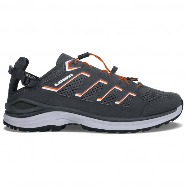 ローバー Madison Lo (Graphite / Orange)★アプローチシューズ・山歩き・アウトドアシューズ・靴・登山★