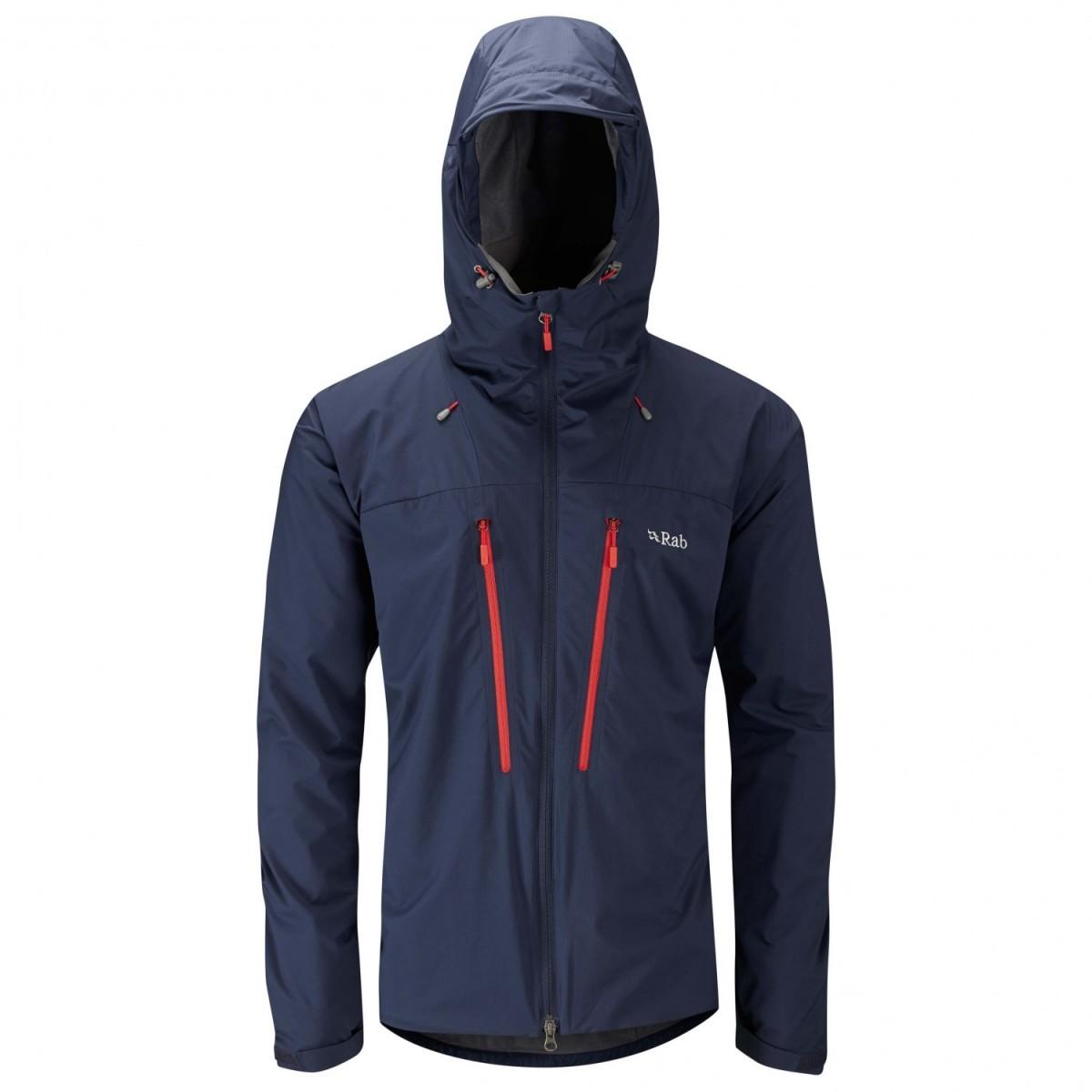 Rab ラブ Vapour Rise Alpine Jacket (Twilight)