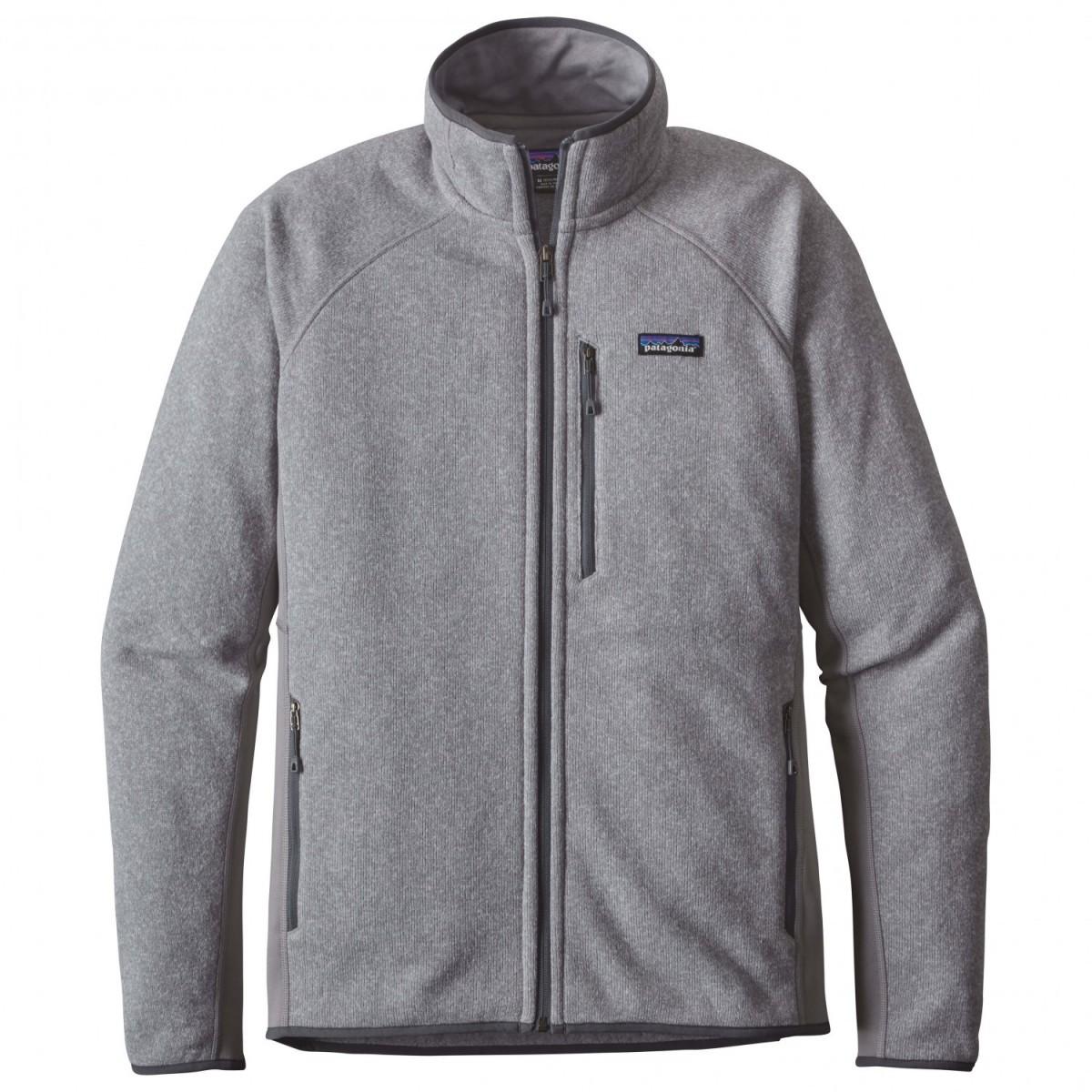 パタゴニア Performance Better Sweater Jacket セーター ジャケット(Feather Grey)
