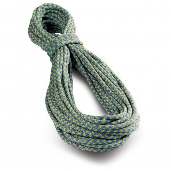 TENDON テンドン Hattrick 9.7 ( 40m - Grun / Blau ) ★ ロープ ・ ザイル ・ 登山 ・ クライミング ★