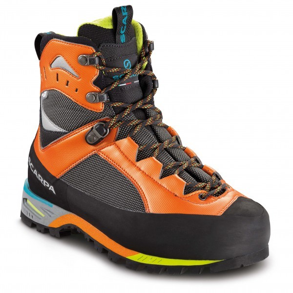 SCARPA スカルパ Charmoz OD(Shark / Orange)★登山靴・靴・登山・アウトドアシューズ・山歩き★