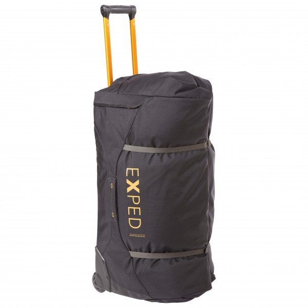 EXPED エクスぺド Galaxy Roller Duffle(Black)