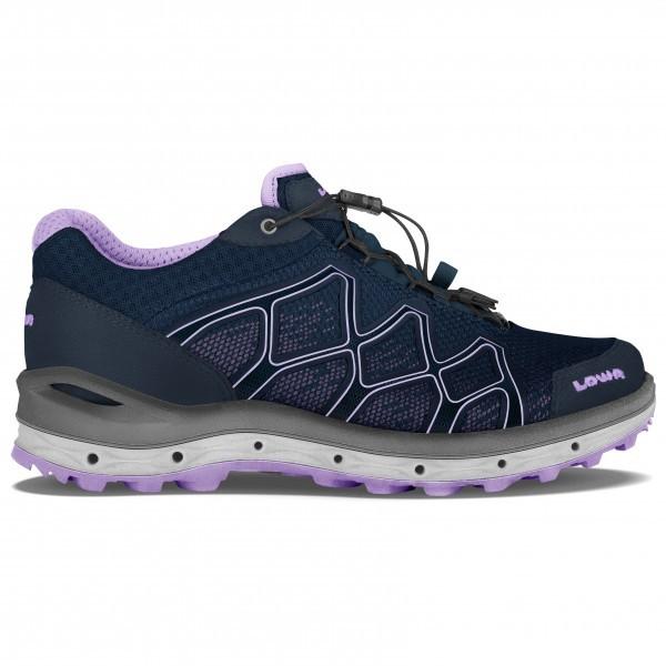 ローバー Aerox GTX Lo ウーマン(Navy / Purple)★レディース/女性用★★アプローチシューズ・山歩き・アウトドアシューズ・靴・登山★