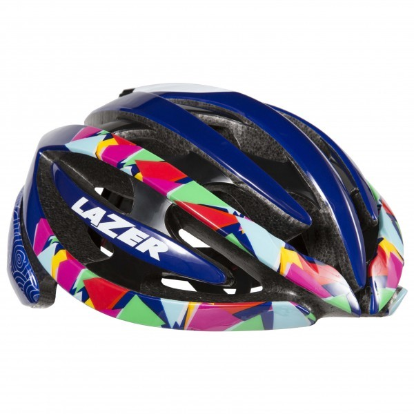 LAZER レイザー Helm Genesis(Classic Blue)