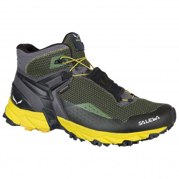 SALEWA サレワ Ultra Flex Mid GTX(Black Out / Kamille)★登山靴・靴・登山・アウトドアシューズ・山歩き★