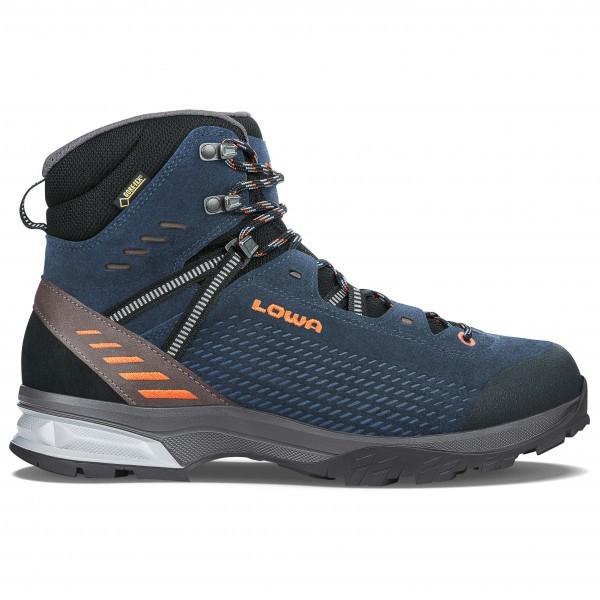 ローバー Arco GTX Mid (Navy / Orange)★登山靴・靴・登山・アウトドアシューズ・山歩き★