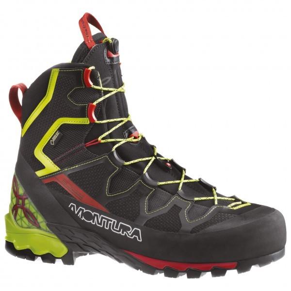 モンチュラ Supervertigo Carbon GTX (Nero / Verde Acido)★登山靴・靴・登山・アウトドアシューズ・山歩き★