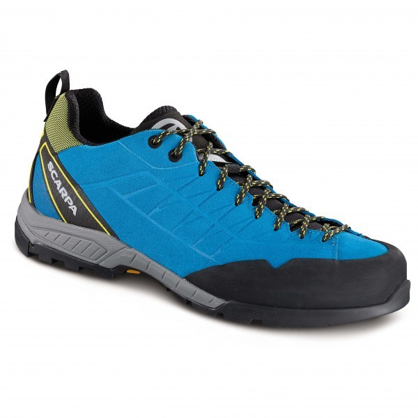 SCARPA スカルパ Epic GTX(Vivid Blue / Yellow)★アプローチシューズ・山歩き・アウトドアシューズ・靴・登山★
