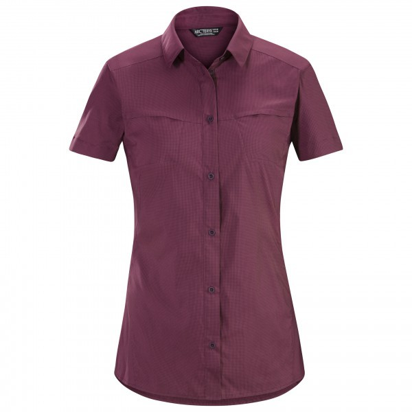 アークテリクス Fernie L/S Shirt ブラウス レディース (Purple Reign)