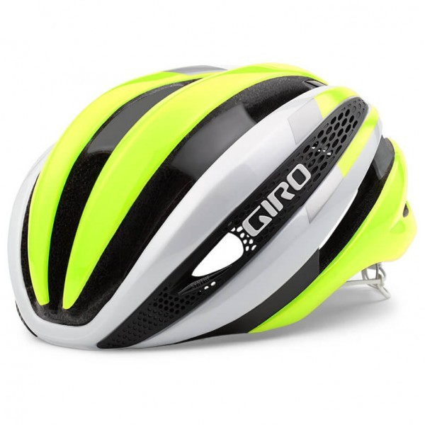 GIRO ジロ Synthe(White / Highlight Yellow)