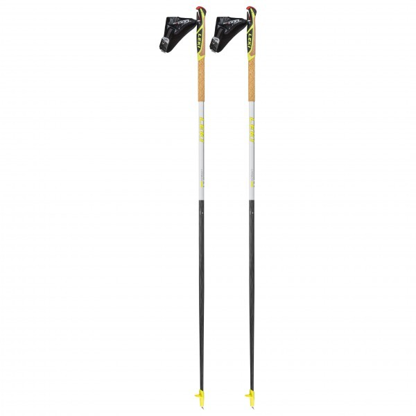 LEKI レキ Vertical K(Black / White / Yellow)