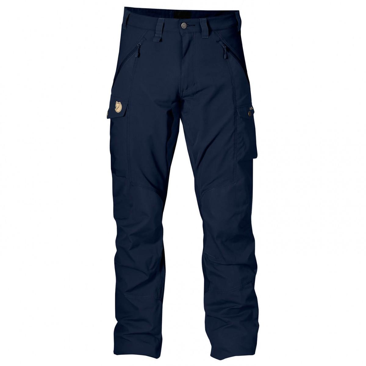 FJALLRAVEN フェールラーベン Abisko Trousers パンツ (Dark Navy)