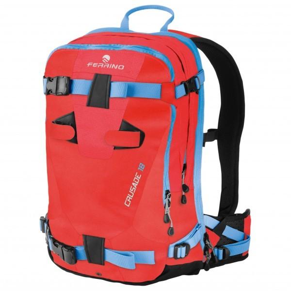 Ferrino フェリーノ Backpack Crusade 18(Red)★リュック・バックパック・登山・山歩・トレッキング★
