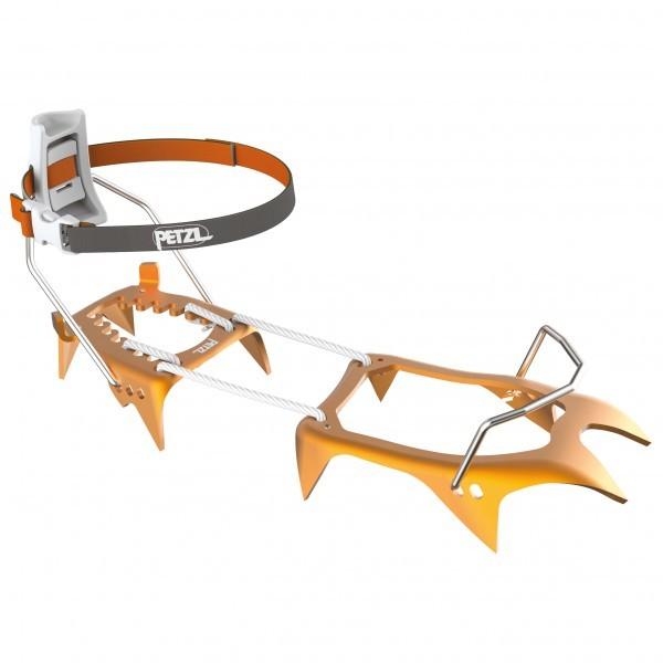 PETZL ペツル Leopard LLF (Orange)★ウインターギア・アイゼン・クランポン・雪山装備★
