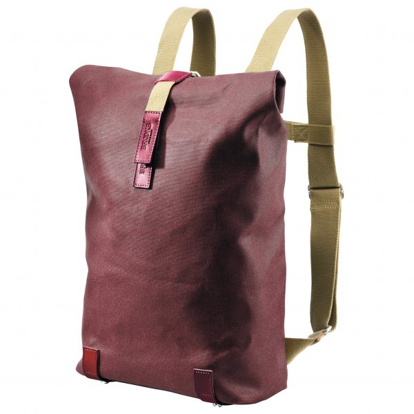 BROOKS ENGLAND ブルックスイングランド Pickwick Backpack Small 13(Chianti / Maroon)★リュック・バックパック・登山・山歩・トレッキング★
