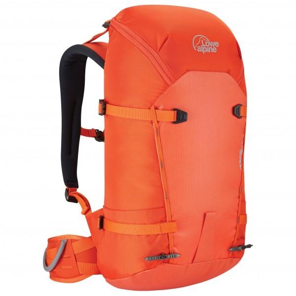 ロウアルパイン Alpine Ascent 25(Fire)★リュック・バックパック・登山・山歩・トレッキング★