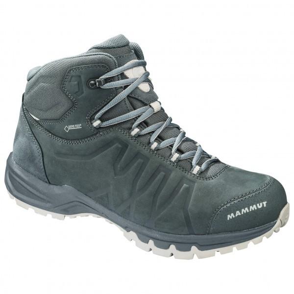 マムート Mercury III Mid GTX(Graphite / Taupe)★登山靴・靴・登山・アウトドアシューズ・山歩き★