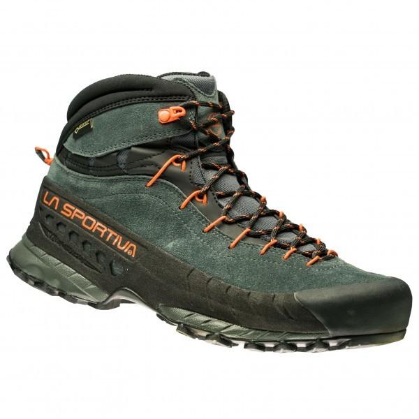 スポルティバ TX4 Mid GTX(Carbon / Flame)トラバース★アプローチシューズ・山歩き・アウトドアシューズ・靴・登山★