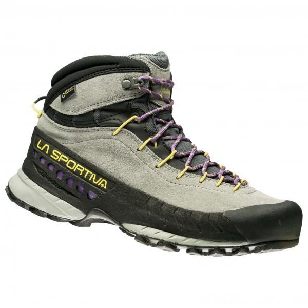 スポルティバ TX4 Mid GTX ウーマン(Grey / Purple)トラバース★アプローチシューズ・山歩き・アウトドアシューズ・靴・登山★