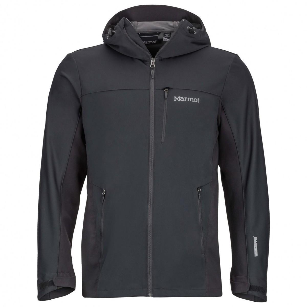 マーモット ROM Jacket (Black)