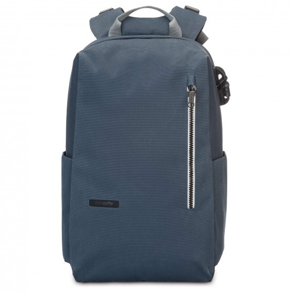 Intasafe Blue) パックセーフ 19(Navy PACSAFE Backpack