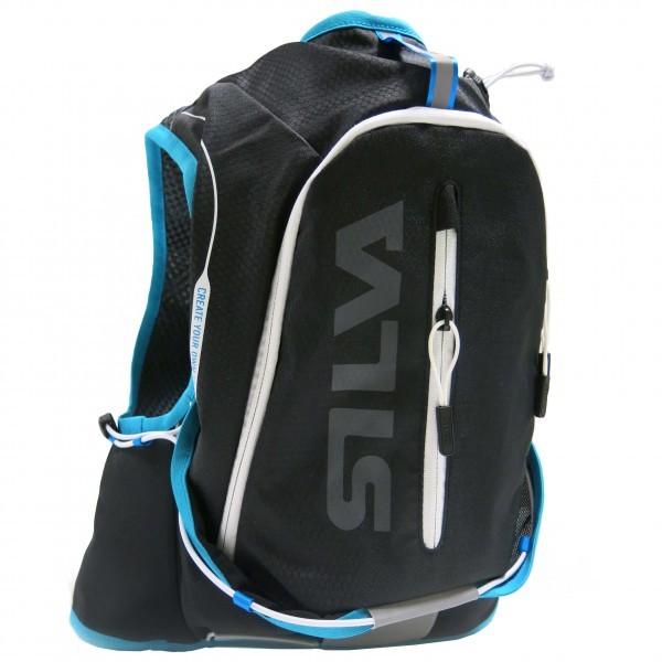 SILVA シルバ Strive 10 Running Backpack(Black / Blue)★リュック・バックパック・登山・山歩・トレッキング★