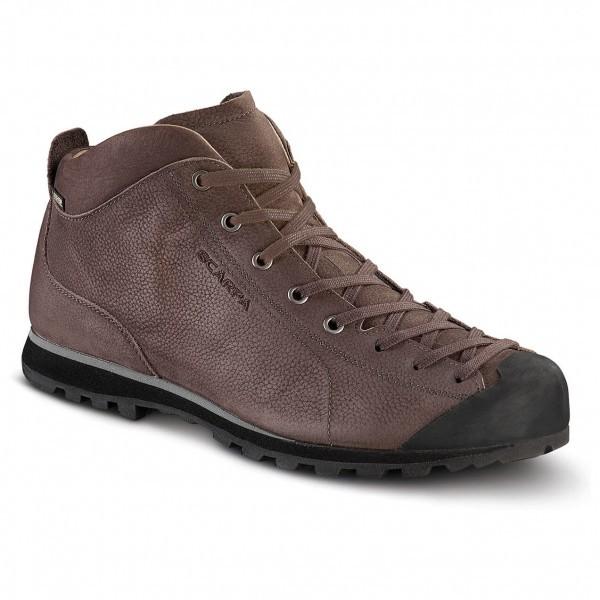 スカルパ モジト Basic Mid GTX ( Brown ) ★ アプローチシューズ ・ 山歩き ・ アウトドアシューズ ・ 靴 ・ 登山 ★