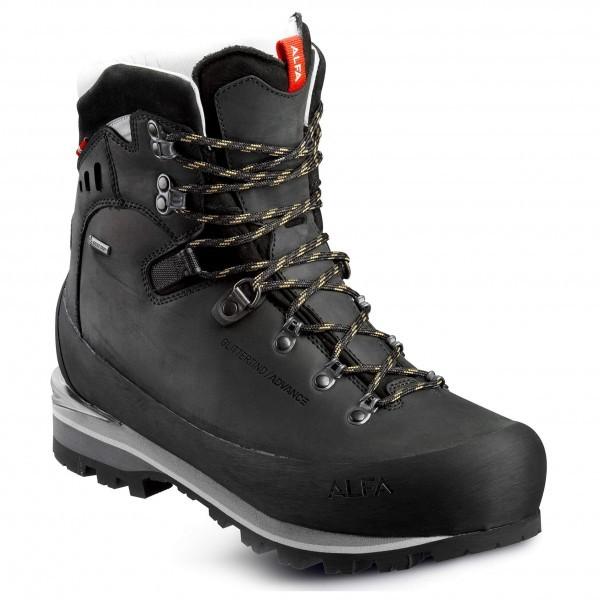 アルファ Glittertind(Black / Grey)★登山靴・靴・登山・アウトドアシューズ・山歩き★