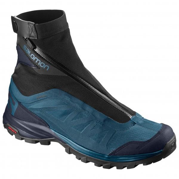 SALOMON サロモン Outpath Pro GTX(Moroccan Blue / Navy Blazer / Indigo Bunting)★アプローチシューズ・山歩き・アウトドアシューズ・靴・登山★