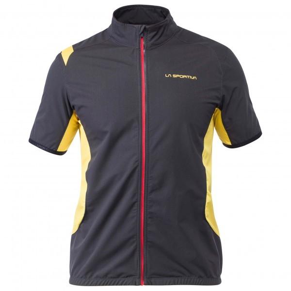 2019公式店舗 スポルティバ/ Mach Yellow) Vest Mach ランニングシャツ(Black/ Yellow), 一宮町:e7605c25 --- supercanaltv.zonalivresh.dominiotemporario.com