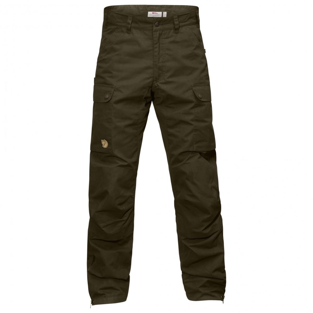 FJALLRAVEN フェールラーベン Lappland Hybrid Trousers パンツ (Dark Olive)
