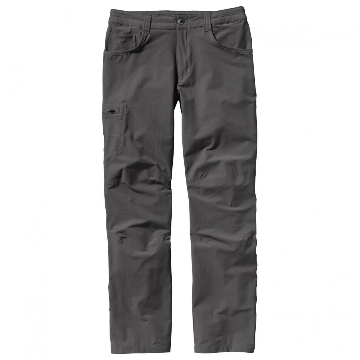 パタゴニア Quandary Pants (Forge Grey)