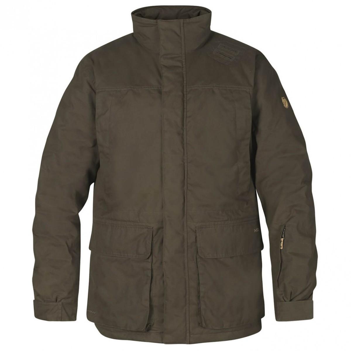 FJALLRAVEN フェールラーベン Brenner Pro Padded Jacket ジャケット (Dark Olive)