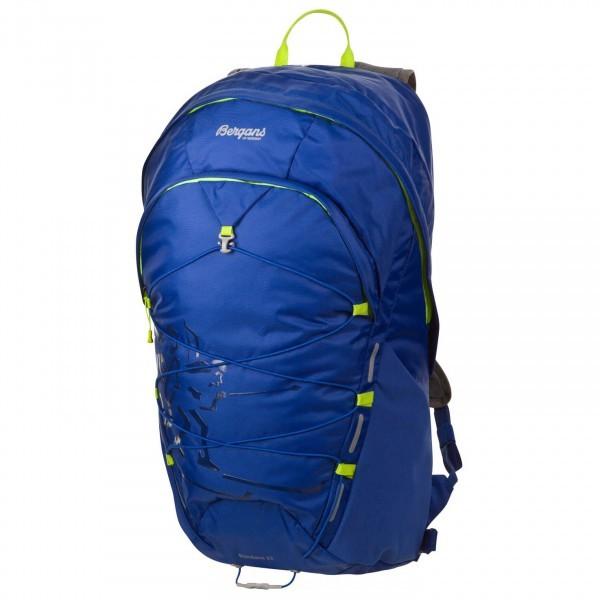 BERGANS ベルガンス Rondane 26L(Blue / Neon Green)★リュック・バックパック・登山・山歩・トレッキング★