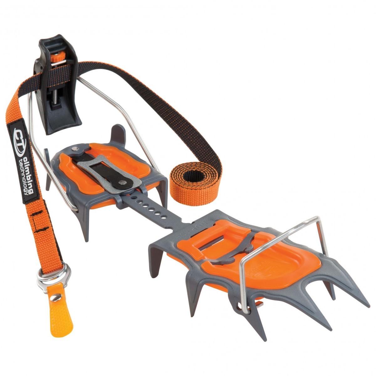 CLIMBING TECHNOLOGY クライミング テクノロジー Nuptse Evo Automatic(Grey)★ウインターギア・アイゼン・クランポン・雪山装備★