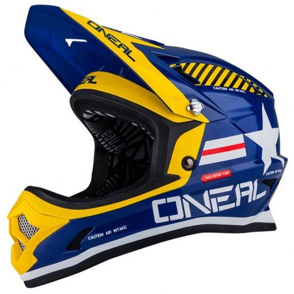 O'NEAL オニール Fury Helmet (Blue)