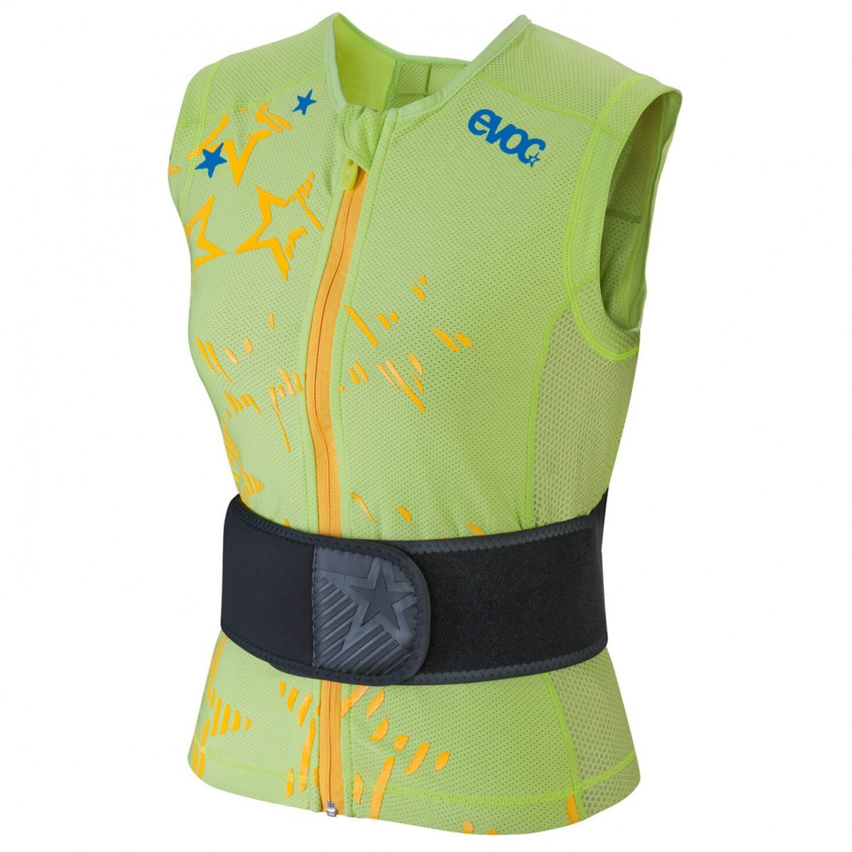 Evoc イーボック イーボック Evoc Women's Protector Vest Vest Lite(Lime), カーテンカーテン:29771ea5 --- officewill.xsrv.jp