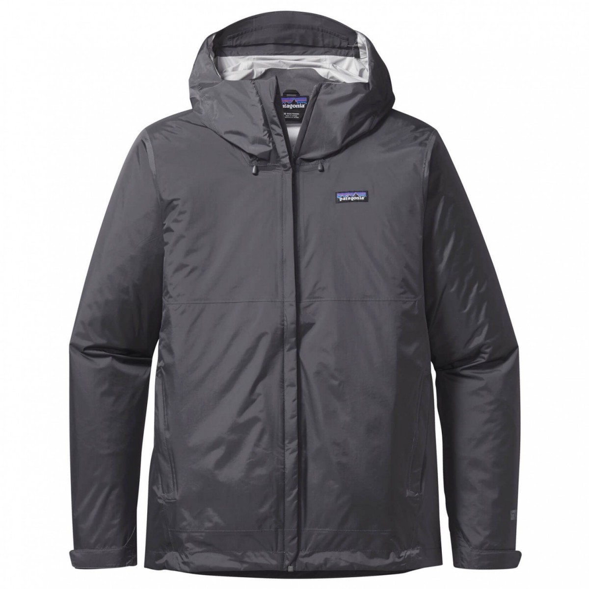 パタゴニア Torrentshell Jacket (Forge Grey)