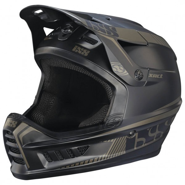 IXS イクス XACT Helmet(Black / Gun Metal)