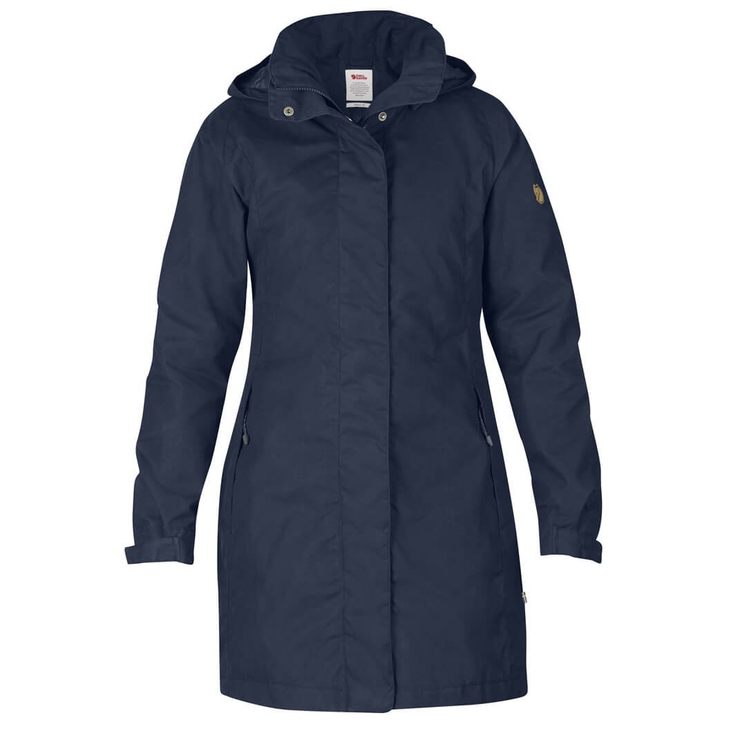 FJALLRAVEN フェールラーベン Women's Una Jacket ジャケット レディース ( Dark Navy )