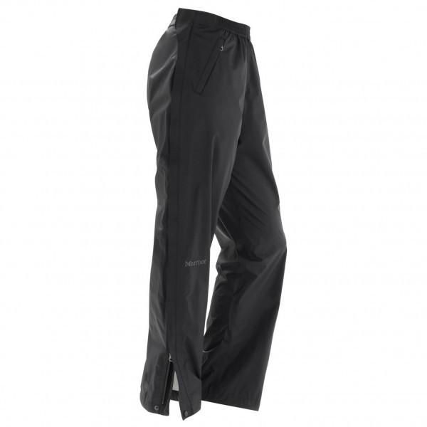 マーモット プレシップ Full Zip Pant Precip Full Zip Pant(Black)