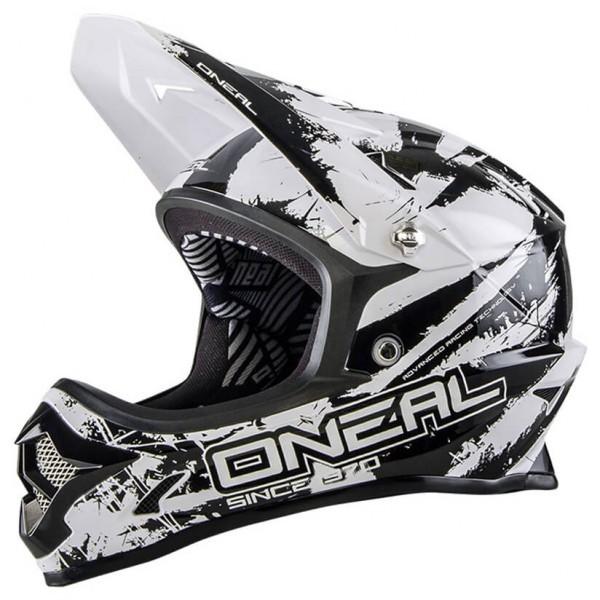 O'NEAL オニール Backflip RL II Helmet (Black / White)