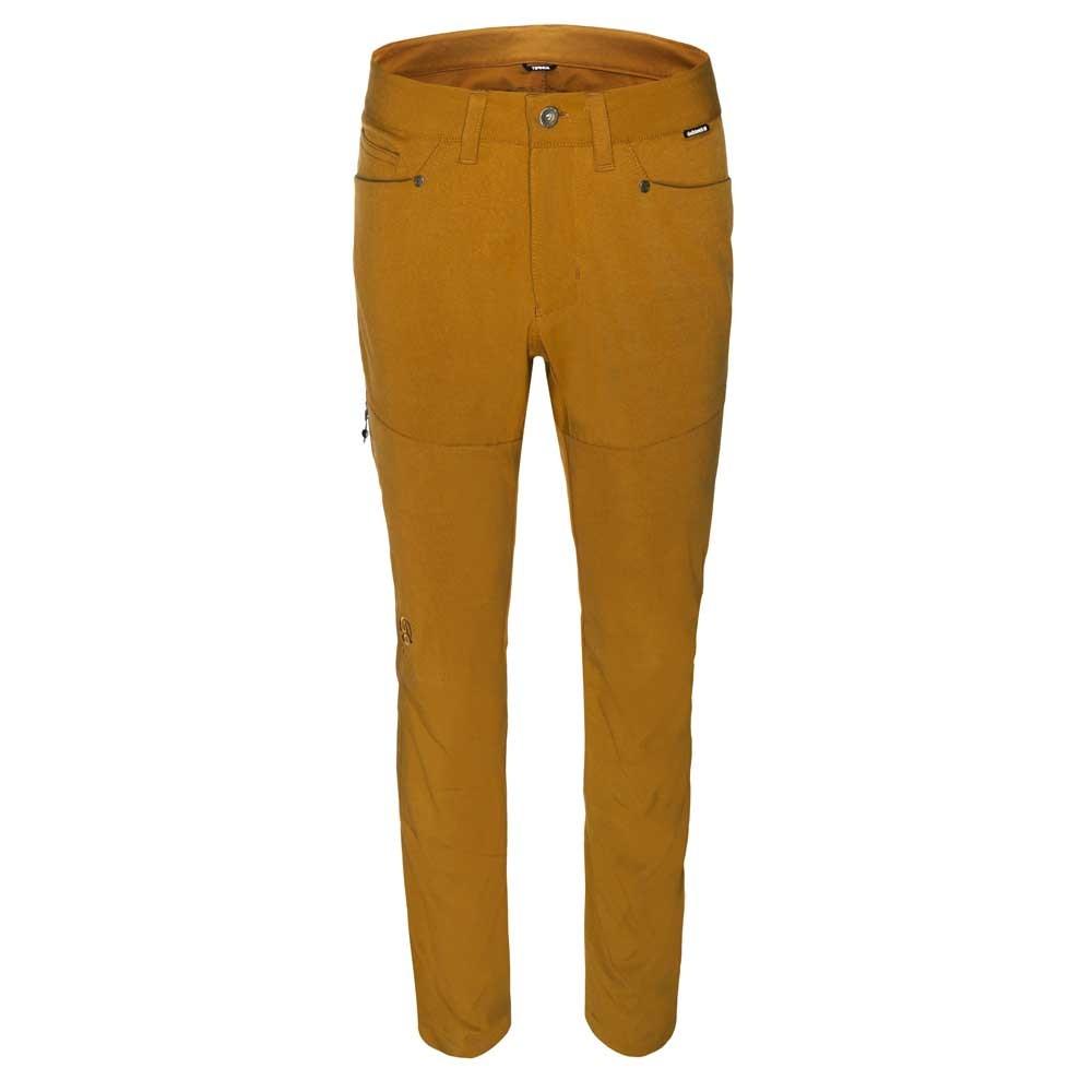 [テルヌア]Ride On Pants マウンテンパンツ(Caramel)