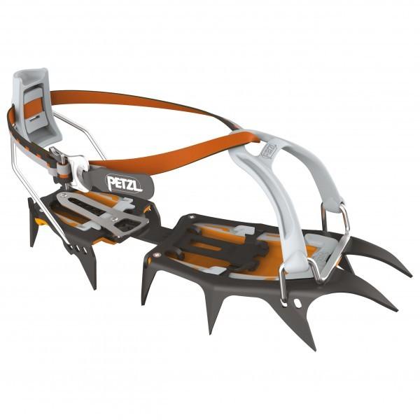 PETZL ペツル Vasak Leverlock Universel(Black / Orange)★ウインターギア・アイゼン・クランポン・雪山装備★