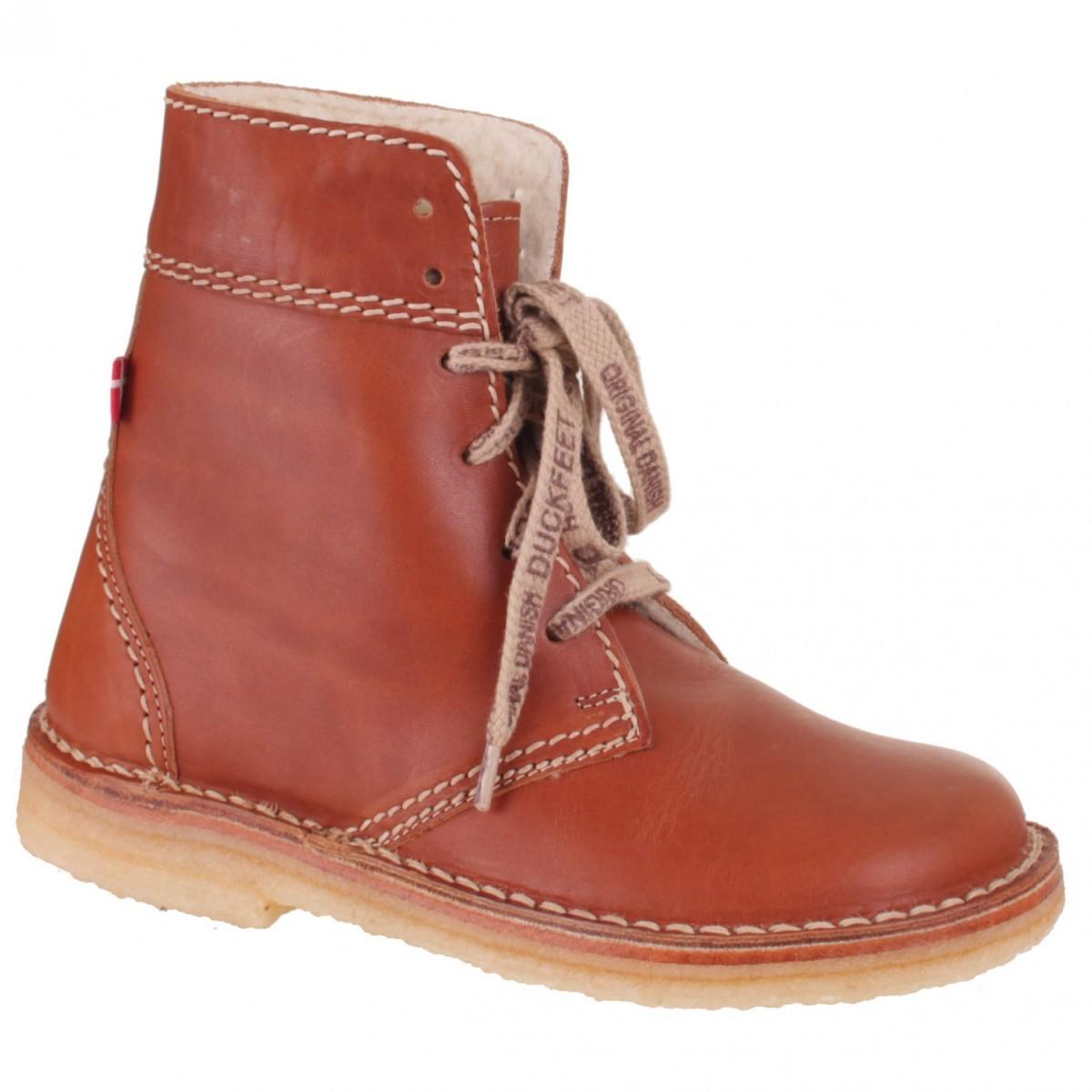 DUCKFEET ダックフィート Odense ( Brown ) ★ 登山靴 ・ 靴 ・ 登山 ・ アウトドアシューズ ・ 山歩き ★