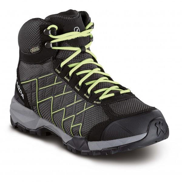 SCARPA スカルパ Hydrogen Hike GTX ウーマン(Dark Gray / Lite Green)★レディース/女性用★★登山靴・靴・登山・アウトドアシューズ・山歩き★