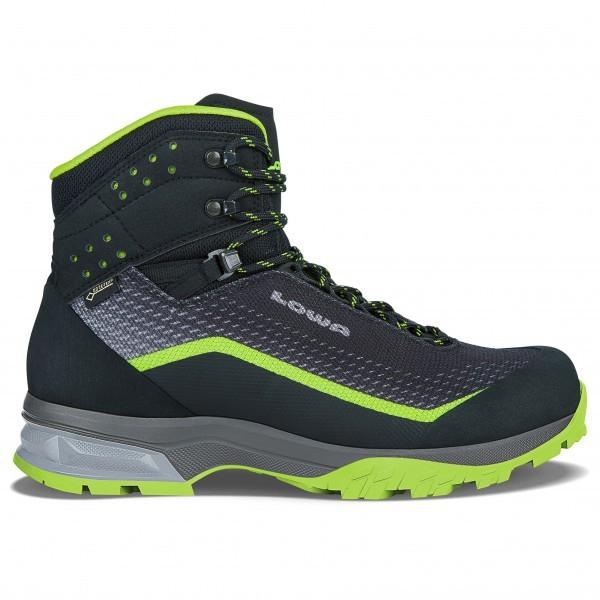 ローバー Aerox GTX Mid (Black / Lime)★登山靴・靴・登山・アウトドアシューズ・山歩き★