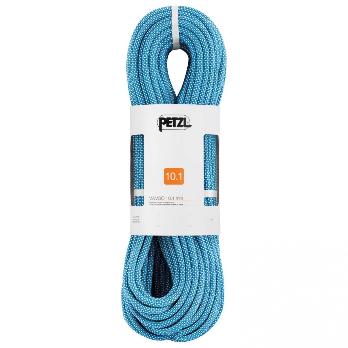 PETZL ペツル Mambo 10.1(60m - Blue)★ロープ・ザイル・登山・クライミング★