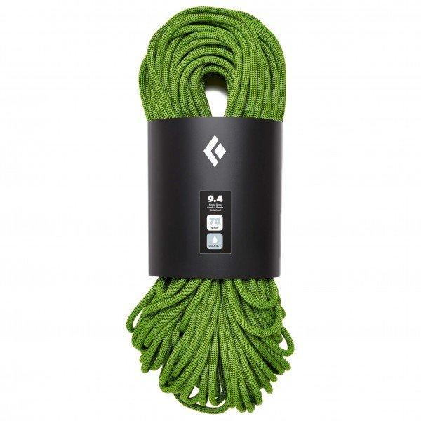 ブラックダイヤモンド 9.4 Rope Dry(60m - Envy Green)