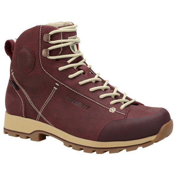 ドロミテ Shoe Cinquantaquattro High FG GTX ウーマン ( Burgundy Red ) ★ 登山靴 ・ 靴 ・ 登山 ・ アウトドアシューズ ・ 山歩き ★